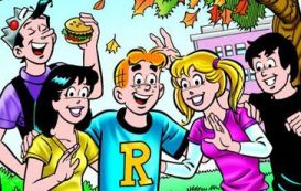 Archie Andrew Cartoon