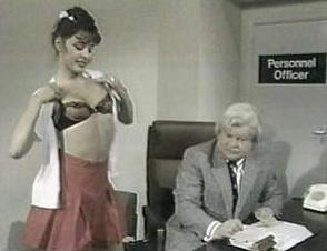 From benny hill the following typifies the very british benny hill