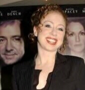 Chelsea Clinton at the London premiere of 'The Shipping News, Monday, Feb. 25, 2002. Photo by  Yui Mok