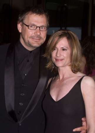 Holly Hunter with her eh husband Janusz Kaminski