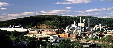 Johnsonburg Paper Mill