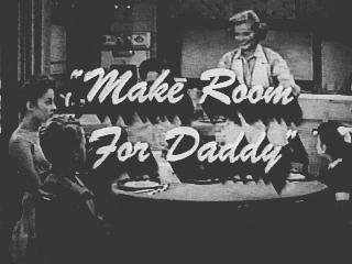 Who Wrote For Make Room For Daddy