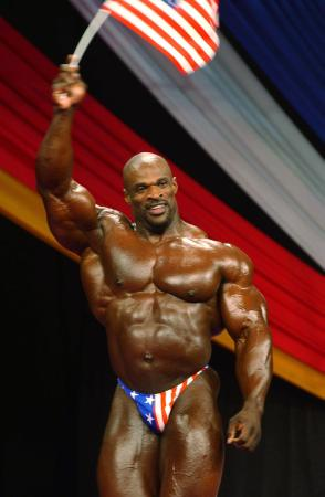 Mr. Universe, Ronnie Coleman