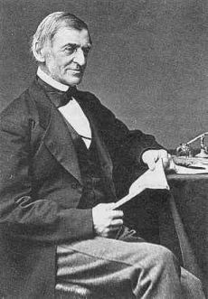 """ralph waldo emerson talks about the wonders of nature From """"the poet"""" by ralph waldo  the writer wonders what the coachman or the hunter values in riding, in horses, and dogs  ralph waldo emerson—a new ."""