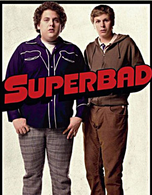 superbad cops. movie quot;Superbadquot; (2007).