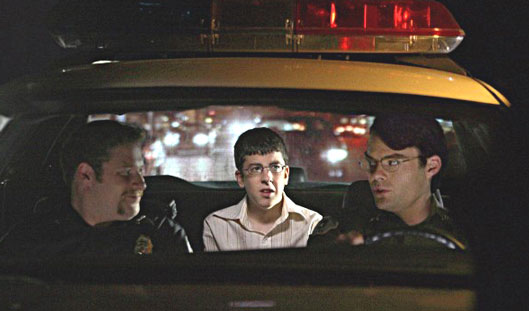 superbad cops. Slater (Bill Hader